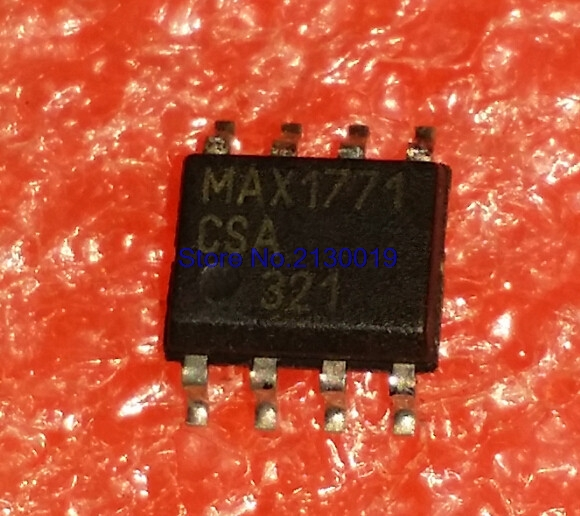 5pcs/lot MAX1771ESA MAX1771CSA MAX1771 SOP-8 In Stock