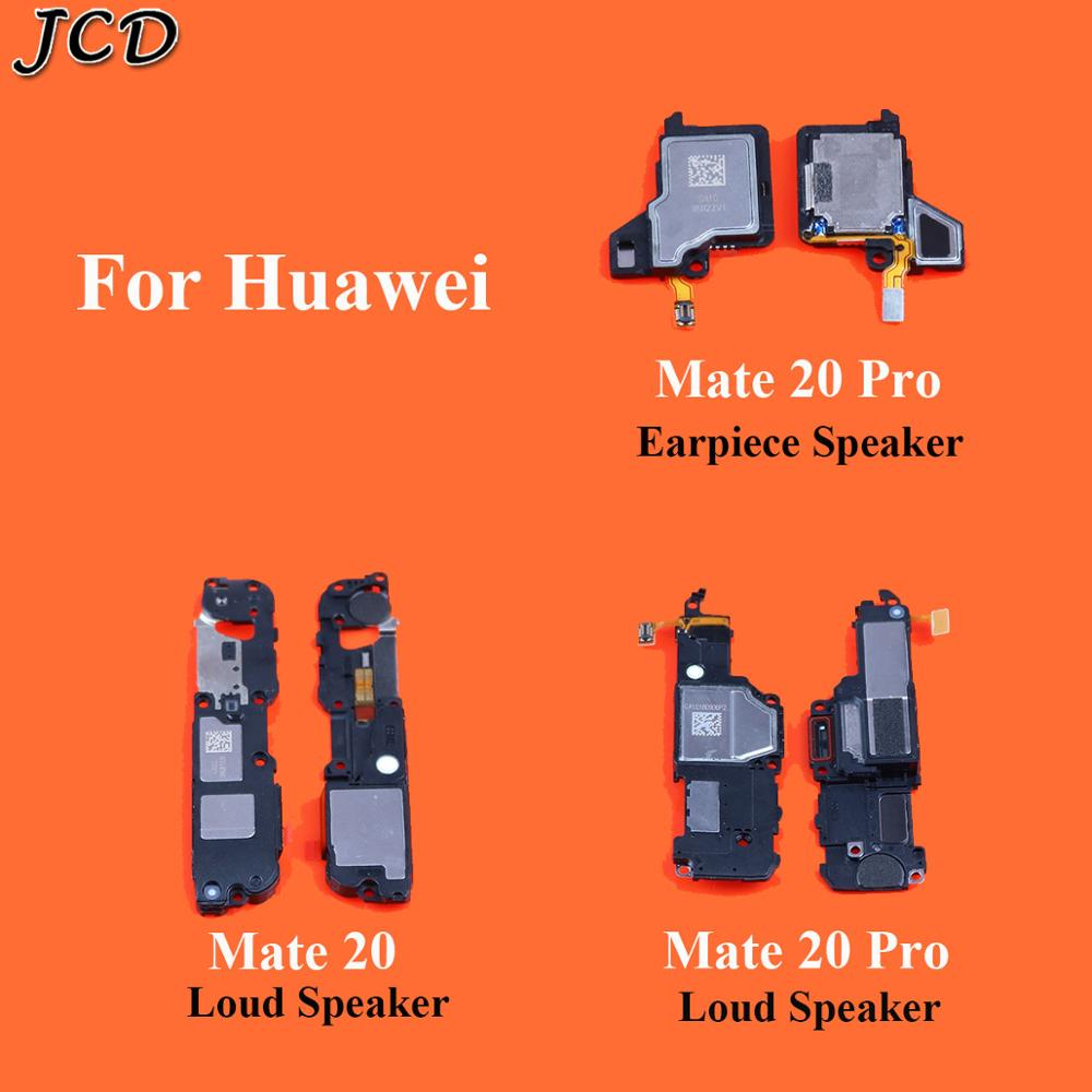 JCD New Loud Speaker Buzzer Ringer For Huawei Mate 20 Mate 20 Pro Loudspeaker Earpiece Speaker In Frame