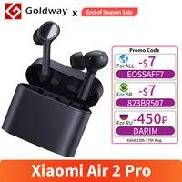 Xiaomi-auriculares inalámbricos Air 2 Pro, cascos con cancelación de ruido ambiental, 3Mic, TWS, Airdots 2 Pro, estéreo