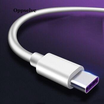 5A usb type-C кабель для huawei mate 30 20 10 P30 P20 P10 Pro Lite P Smart USBC type-C кабель для быстрой зарядки USBC кабель для зарядного устройства
