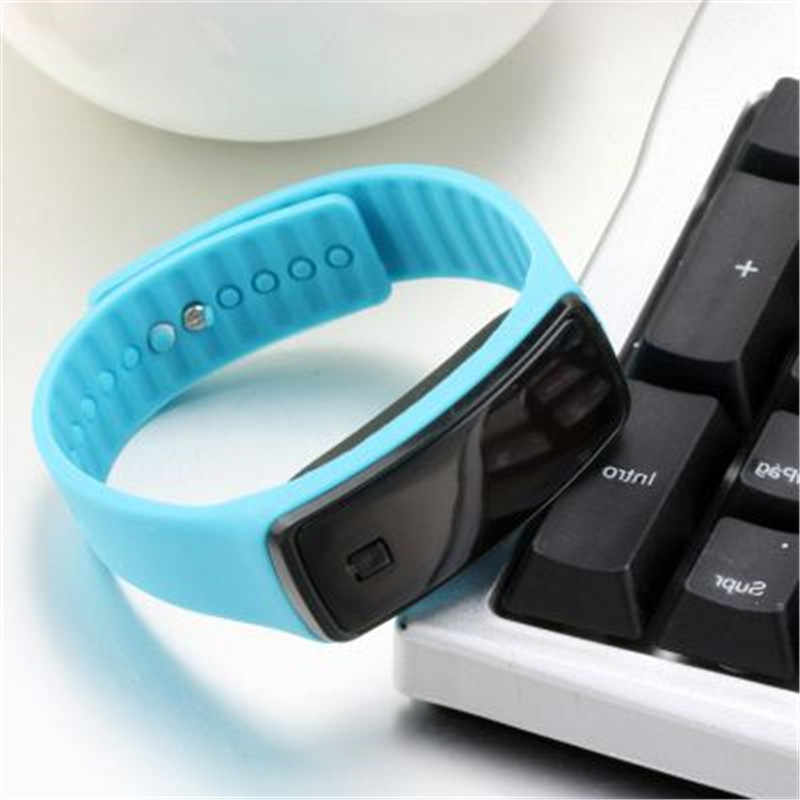 Отличное качество новые цифровые часы Дата спортивный браслет цифровые детские наручные часы для спорта на открытом воздухе часы для мальчиков и девочек электронные