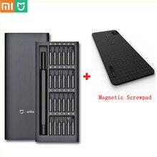 Xiaomi Mijia Wiha Daily Use Screwdriver Kit 24 In 1 Precision Magnetic Bits Box DIY Screw Driver Set for Smart Home