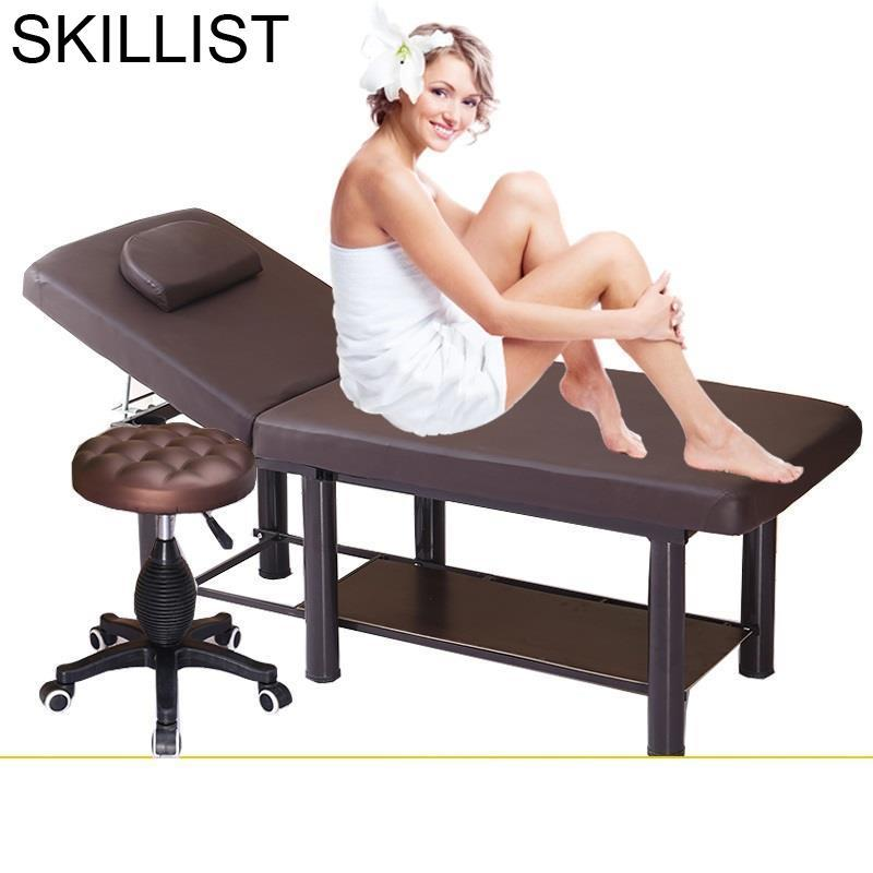 Koltugu Cama Tattoo Table De Massagetafel Tafel Silla Masajeadora Mueble Camilla Masaje Plegable Salon Chair Folding Massage Bed