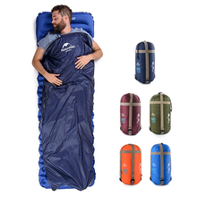 Naturehike Outdoor 98x33In Sleeping Bag Lightweight Envelope Sleeping Lazy Bag Camping Hiking Quilt Blanket Spring Autumn все цены