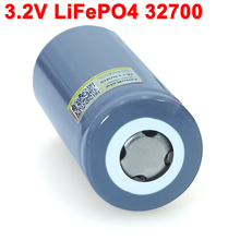 1pcs LiitoKala 3.2V 32700 6500mAh LiFePO4 battery 35A continuous discharge maximum 55A High power Brand battery