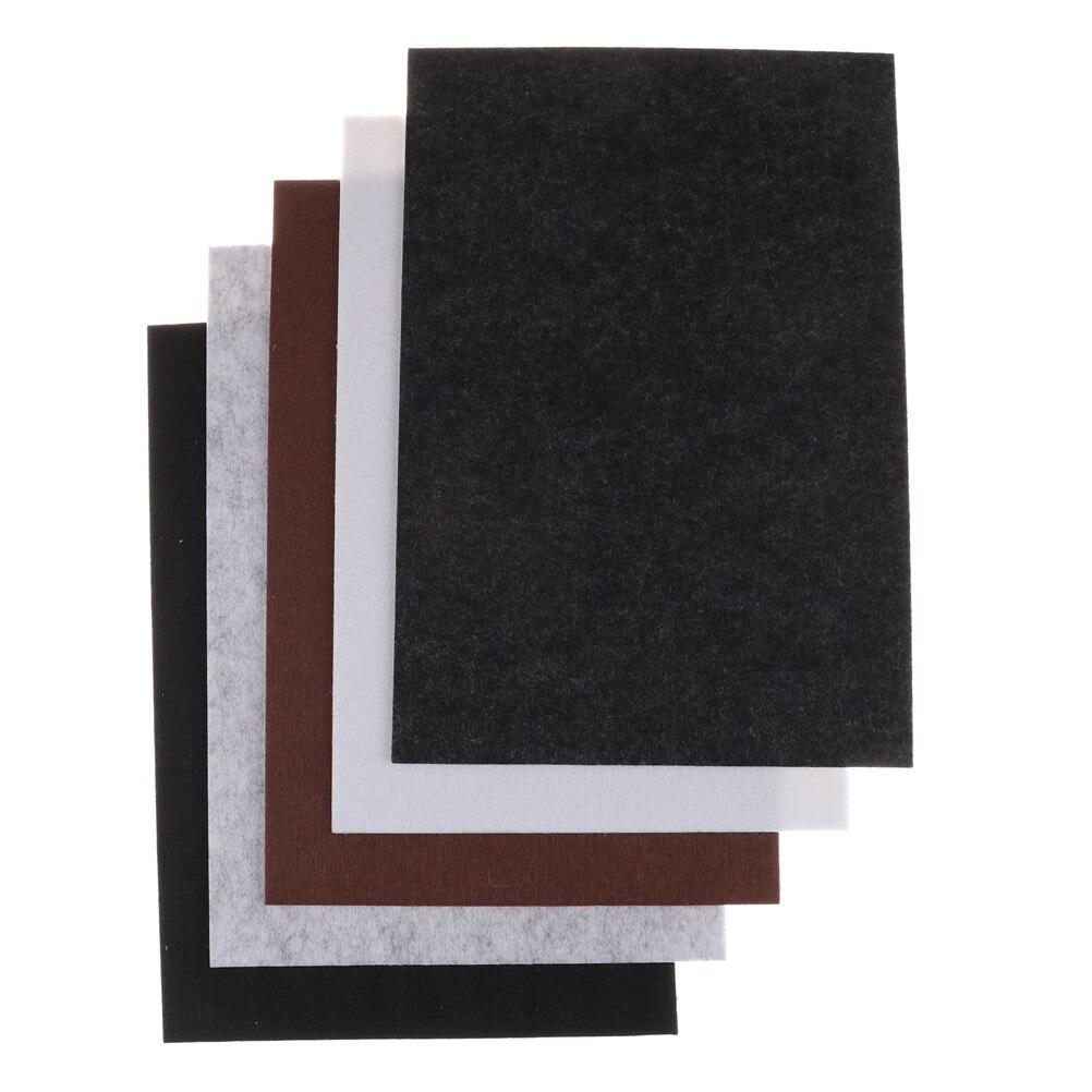 New Sale 1PCS 30x21cm Self Adhesive Square Felt Pads Furniture Floor Scratch Protector DIY Furniture Accessories