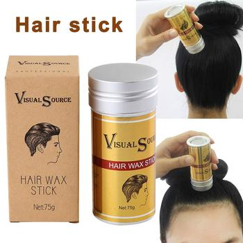 Nowe włosy kontrola krawędzi żel trzymać zabić cienkie dziecko włosy idealne linii włosów stylizacji gładkie włosy nie tłuste wosk do włosów kij tanie i dobre opinie pudaier 150g Hair care Hair wax stick Pomades Waxes Support