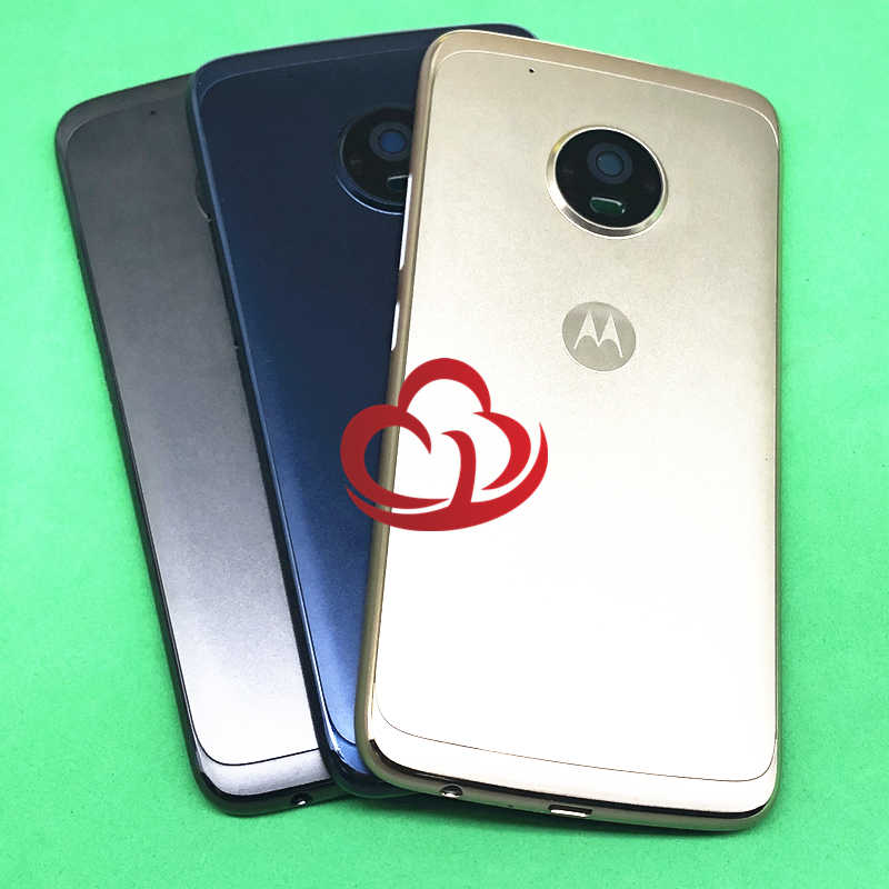 Motorola Moto G5 Plus XT1686 XT1681 XT1683 XT1687 XT1680 후면 커버 용 배터리 커버 하우징