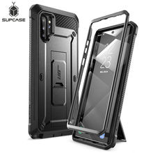 Untuk Samsung GALAXY Catatan 10 Plus (2019) SUPCASE UB Pro Full-Body Kasar Sarung Cover Tanpa Built-In Screen Protector(China)