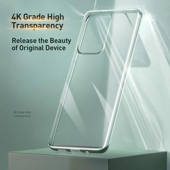 Прозрачный чехол Baseus для телефона Samsung Galaxy S20 Plus