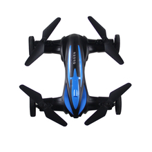 RC Drone Land and Sky aircraft 2 In 1 6 Axis Gyro UFO Headless Mode Remote Contr