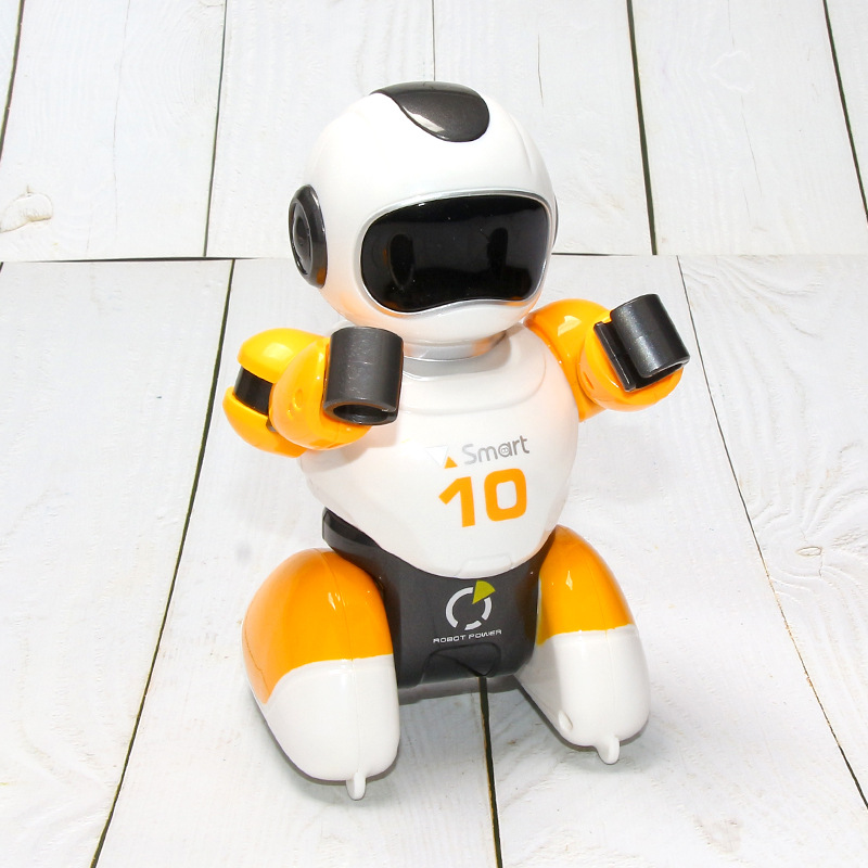 Smart Programming Remote Control Parent And Child Football Battle Robot Electric Children Boy Desktop Toy Birthday Gift