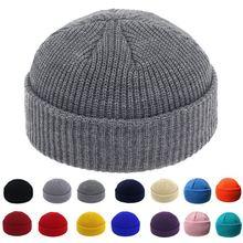 Шапки без полей шапка в стиле хип хоп кепка с черепом уличная