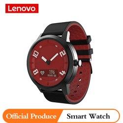 Lenovo Horloge X 8TAM Waterdicht Saffier Spiegel Oled scherm Smart Horloge X Hartslag Bloeddruk Gezondheid Intelligente Horloge-in Smart watches van Consumentenelektronica op