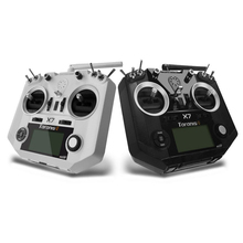 Newest FrSky Taranis Q X7 QX7 2.4GHz 16CH Transmitter For RC Multicopter FRSKY X7 Flight Remote Control White frsky horus x10s 16 ch rc transmitter mode 2 mc12plus gimbal aluminum packaging remote control for rc toy vs accst taranis q x7