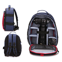 DSLR Camera Bag Backpack Photo Video Camera bag Travel Outdoor Case Waterproof Scratchproof Hiking for Canon EOS 20D