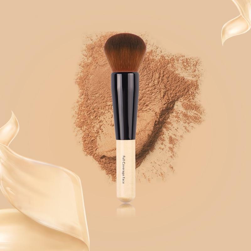 High Quality Makeup Brushes Powder And Blush Brushes Makeup Powder Brush Mini Powder Brushes Blush Contour Brush Makeup Tool 1PC
