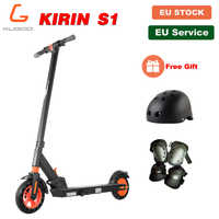 [Tienda oficial] KUGOO KIRIN S1 Scooter plegable eléctrico adulto 350W APP Control patinete eléctrico Honeycomb tire e Scooter