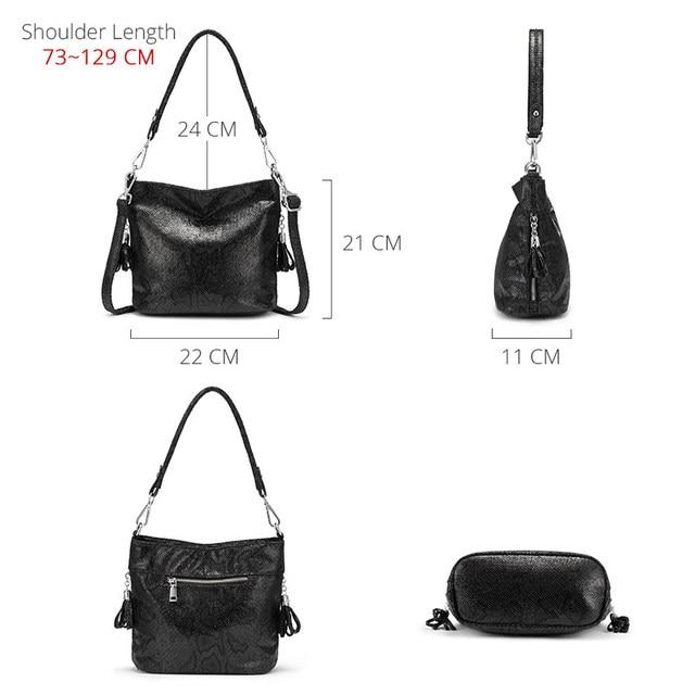 REALER Hobos Shoulder Bags 1