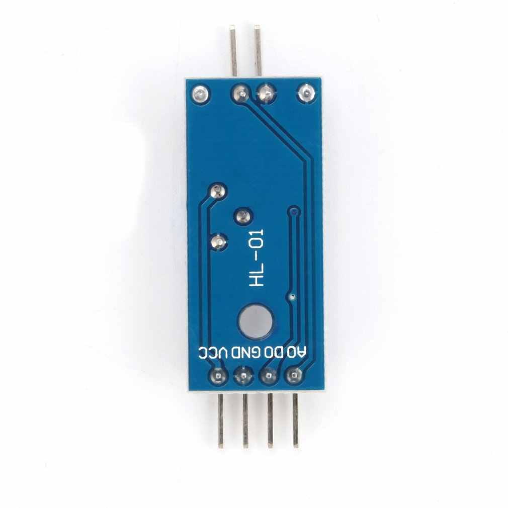5V LED Sensor Hujan Hujan Deteksi Air Kelembaban Kelembaban Modul Kit UNTUK ARDUINO Detektor Cuaca Monitor dengan Kabel