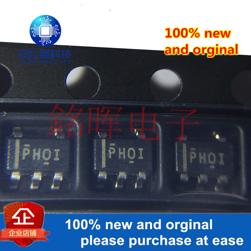 10pcs 100% New And Orginal TPS61040DBVR TPS61040 Silk-screen PHOI SOT23-5 DC DC Boost Converter In Stock