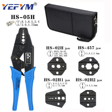 HS-05H/02H1/02H2/02H/457 coaxial crimping pliers RG55 RG58 RG59,62, relden 8279,8281,9231,9141 SMA/BNC connectors tools