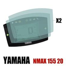 Per Yamaha NMAX 155 N MAX 155 2020 moto centro tachimetro strumento Scratch Cluster protezione dello schermo pellicola protettiva