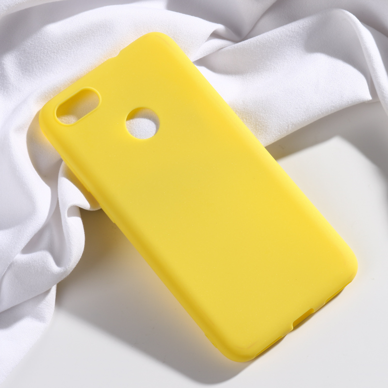 Candy Color <font><b>Silicone</b></font> <font><b>Phone</b></font> <font><b>Case</b></font> <font><b>For</b></font> <font><b>Huawei</b></font> <font><b>Y6</b></font> Pro <font><b>2017</b></font> Soft Tpu <font><b>Case</b></font> Cover <font><b>For</b></font> <font><b>Huawei</b></font> Enjoy 7 Fashion High Quality Cover image