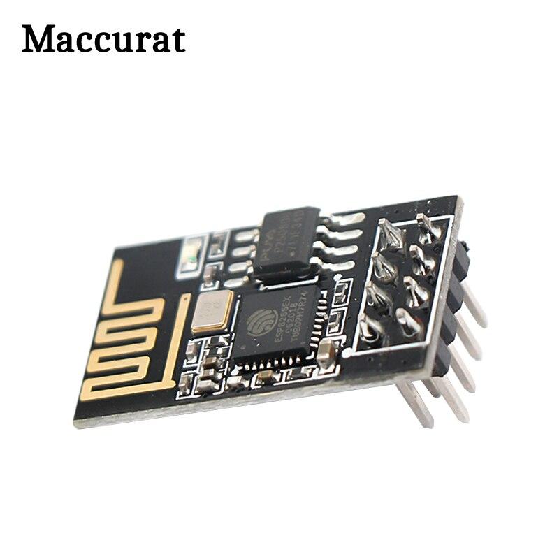 1pc ESP-01S ESP01S ESP8266 Serial WIFI Module Developent board Wireless Transceiver Wifi Sensor For SKR PRo 3d printer board