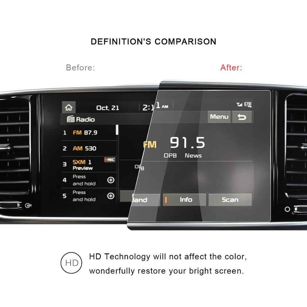 Экран ruiya протектор для Kia Sportage QLE 2020 2020 автомобильный навигационный сенсорный центр дисплей, 9H защитная пленка из закаленного стекла