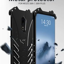 For Meizu Pro 7 Plus Case Batman Luxury