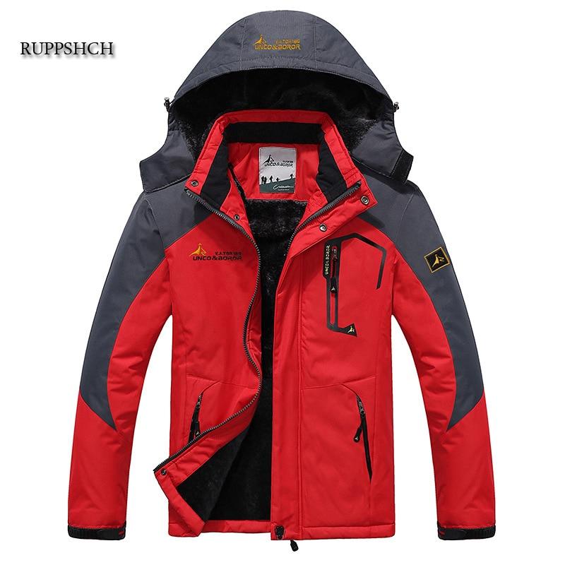 Парка мужская зимняя, ветрозащитная, бархатная, толстая, теплая, Меховая куртка, Мужская военная форма, куртка с капюшоном, мужская зимняя ку...