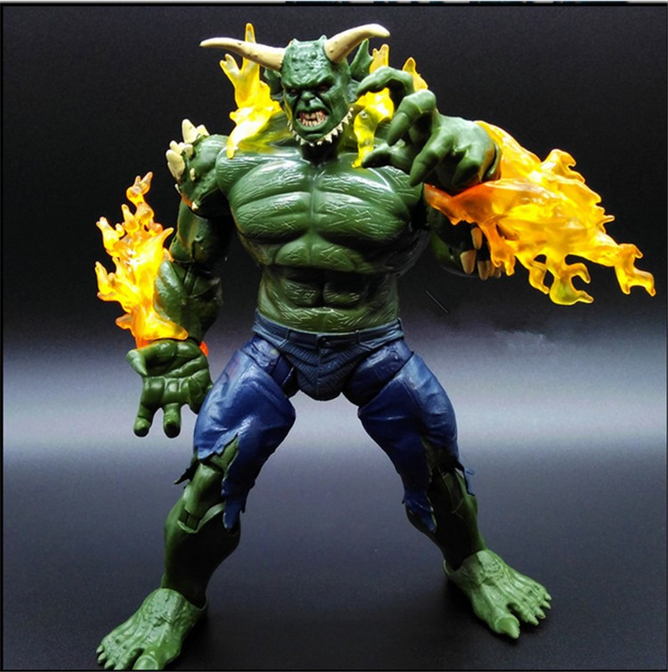 Kids Toys Spiderman-Toys Action-Figure Green Goblin Model-Dolls Decoration