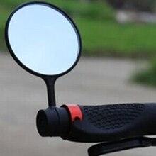 Черное Велосипедное Зеркало, горное Велосипедное Зеркало, Аксессуары для велосипеда, универсальное регулируемое зеркало заднего вида