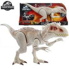 Jurassic World – figurines de dinosaures, tyrannosaure Rex, jouets pour enfants, pour garçons, GCT95