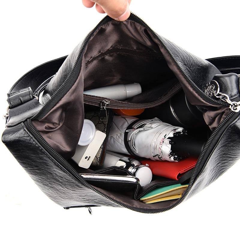 Image 5 - Brand Designer Handbags High Quality Genuine Leather Shoulder  Crossbody Bags For Women Bag Female Messenger Bag Ladies Hand  BagShoulder Bags