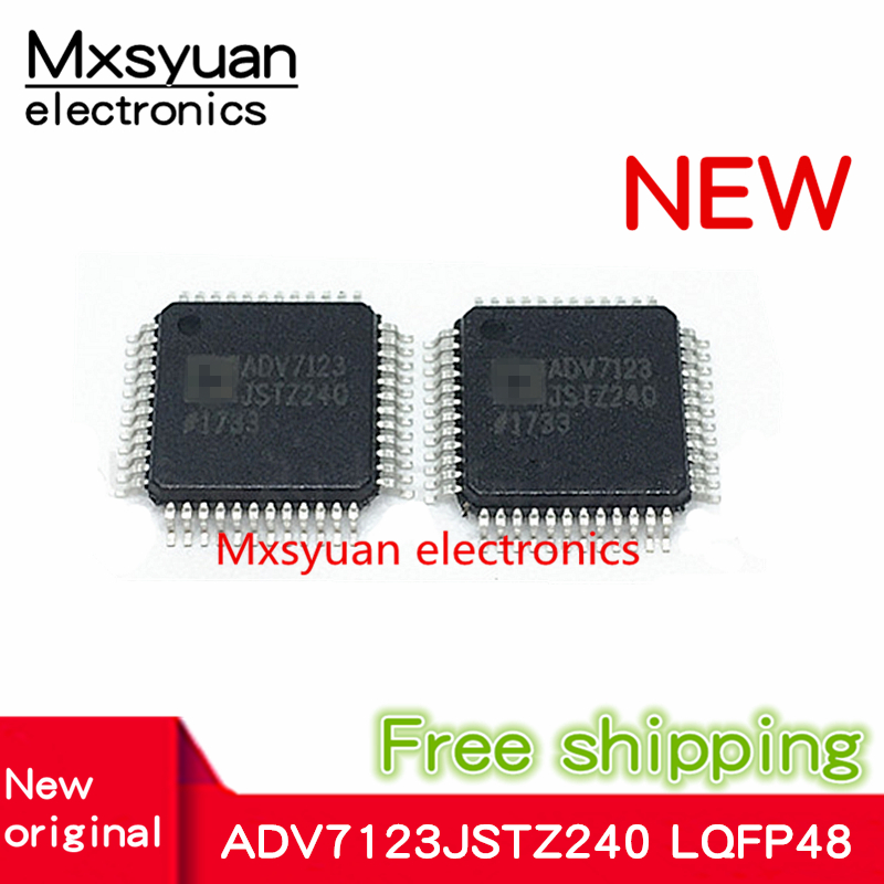 2 ~ 10 шт. ADV7123JSTZ240 ADV7123 LQFP48 IC DAC VIDEO TRPL HI SPD 48-LQFP