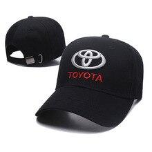 2019 berretto da Baseball Sports Racing Car occhiali da sole da uomo Moto GP Toyota Car Motocross cappelli Cap Racing F1 Moto 3D Embroide