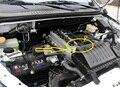 Крышка от жира двигателя Пластиковая крышка для китайского BAIC KENBO S3 1.5L двигателя авто части двигателя 10030110C02B00