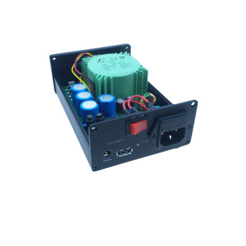 Linear power supply PSU USB 5V DC5V 3A 25VA Ultra-Low Noise upgrade Raspberry pi 3 OR SMSL M8A DAC HIFI Audio amp