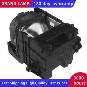 Image 5 - Совместимая прожекторная лампа NP06LP для NEC NP1150/NP1200/NP1250/NP3250W/NP2250/NP3150/NP3151W/NP3200/NP3250 с корпусом GRAND