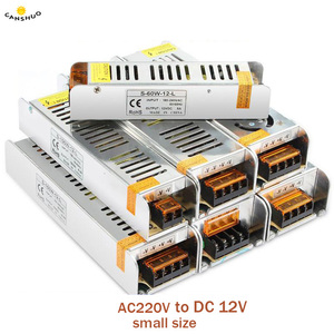 Image 1 - AC 220V TO DC 12 V 1.25A 2A 3A 5A 10A 15A 20A 30A 50A Switch led Adapter Driver Power Supply for CCTV 5050 RGB LED Strip Light