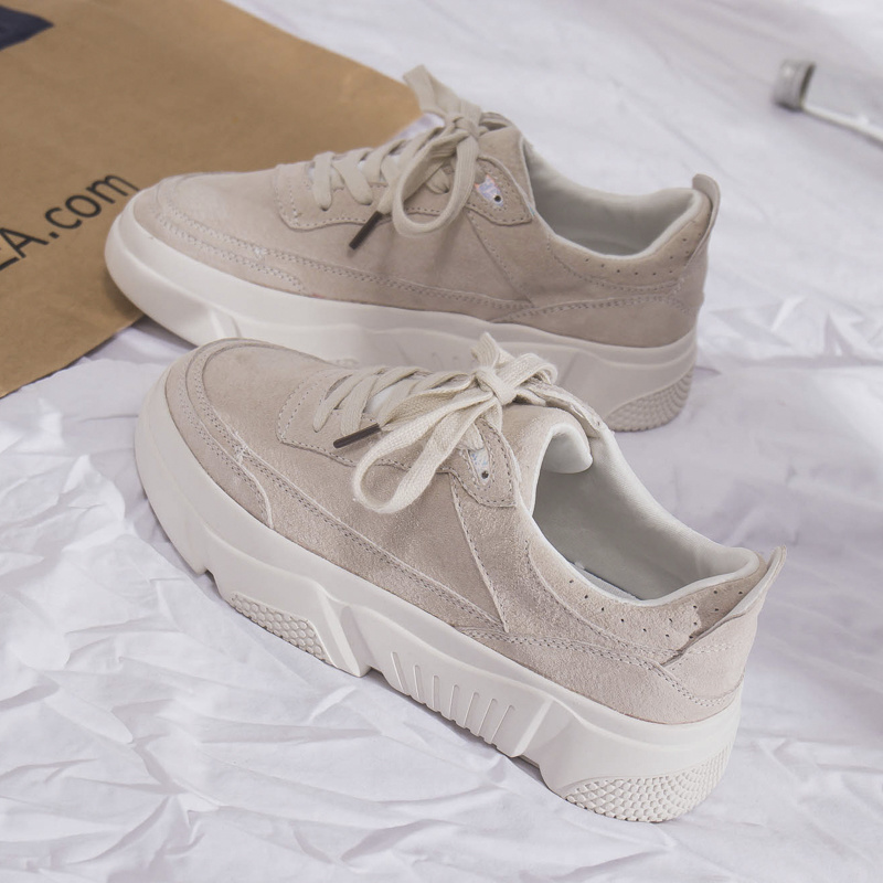 Autumn New Sports Women's Shoes Wild Walking Shoes Breathable Outdoor Women Fashion Sneakers Outdoor Flats Women G01-34