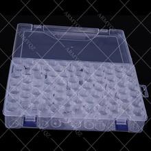 76 бутылок Инструменты для вышивки картин со стразами контейнер для бисера Стразы коробка для хранения алмазная живопись аксессуары инстру...