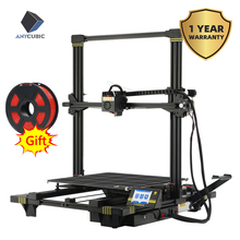 Anycubic Chiron Anycubic 3d Printer Plus Size 400X400X450Mm Extruder Dual Z as Pla Filament Kits impresora 3d Drucker