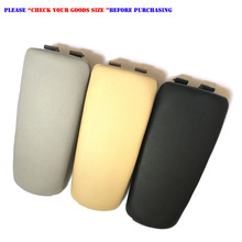 Reposabrazos de cuero para coche, compartimento central, caja de almacenamiento, para Audi A4 B6 B7 02 07