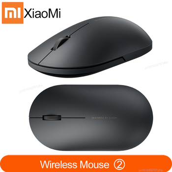 Xiaomi MI Wireless Mouse 100% Original 2.4GHz 1000DPI Mini Portable Photoelectricity Mouse For Gaming And Office