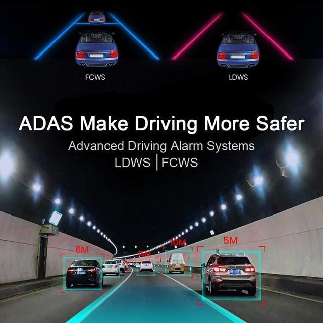 Car Dvr Dash Cam Video Recorder 1080P Dashcam Dash Camera Car USB DVR ADAS android Car recorder Night Version Auto Recorder 5