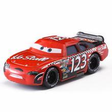 Disney Pixar Car 3 McQueen Jackson Storm Mater 1:55 Die Casting Metal Plastic 6pcs/ Set Model Boy Toy Childrens gift