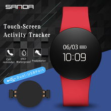 GPS watch Smart Screen touch Bluetooth mens smart ladies  reloj intelligent ente